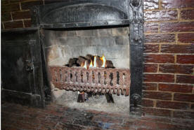 How a gas coal burner can be installed in my old coal fireplace