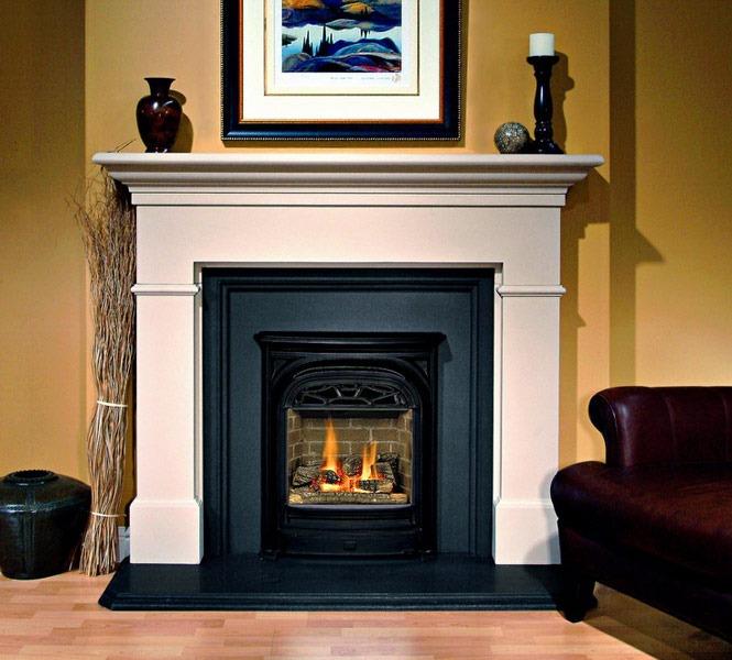 Valor Fireplace Portrait