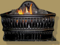 The most realistic Gas Coal Basket in the industry !